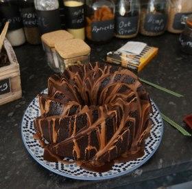 Tripple chocolate cake
